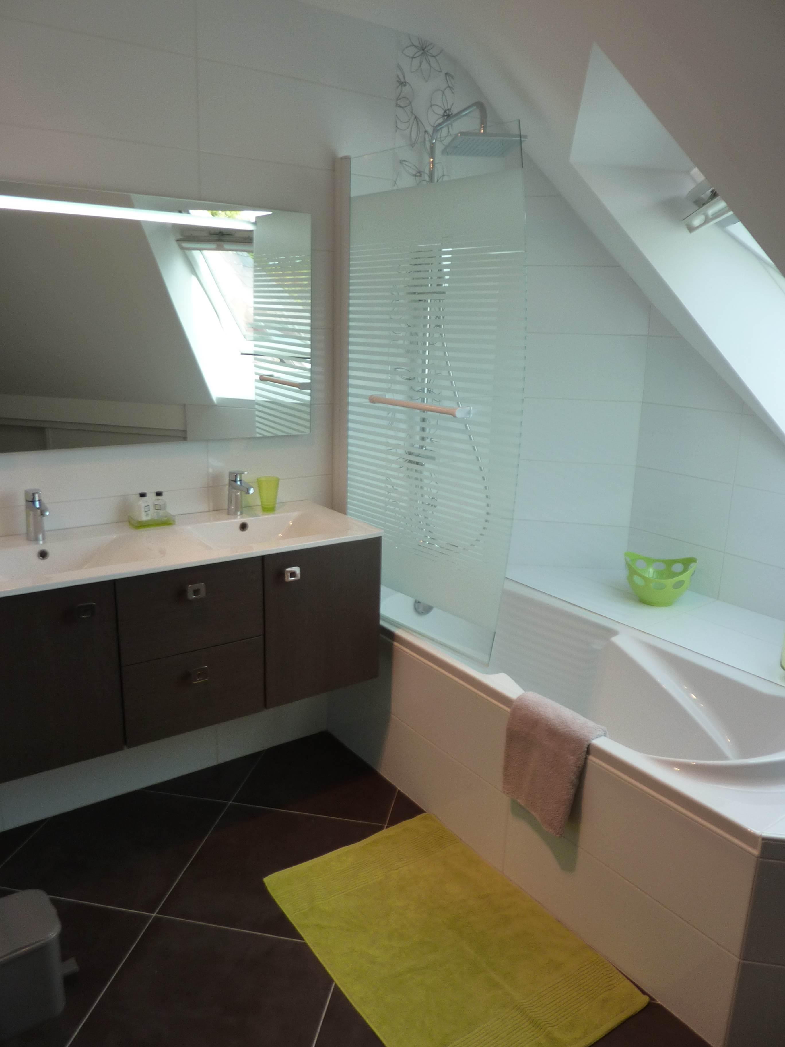 Salle de bains  -Anis-